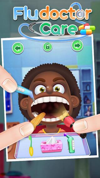 小小流感医生 - 免费游戏