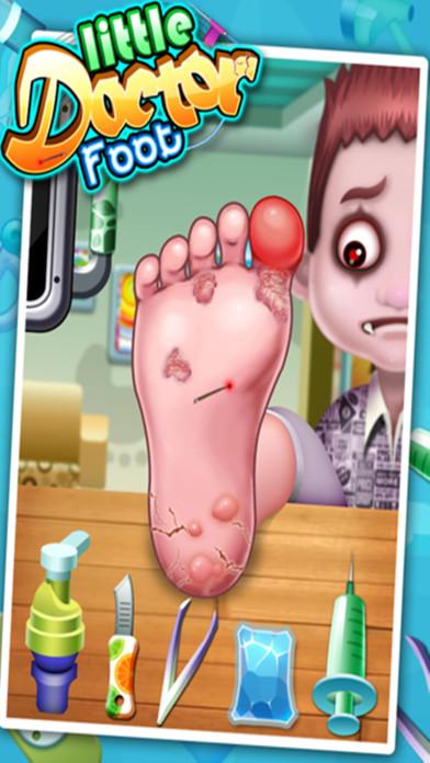 小小脚医生 - 免费游戏