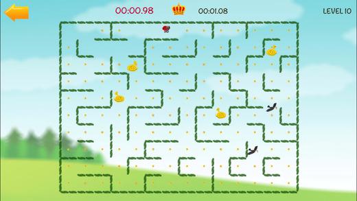 迷宫躁狂症 - 有趣的免费教育形状匹配游戏的孩子,男孩,女孩,幼儿和学龄前儿童