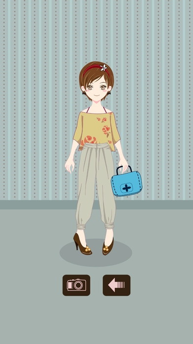 Dress Up Nana - 免费女生时尚换装变装游戏, Dress Up Girls Dress Up,  Makeup and Dressup Fashion Game