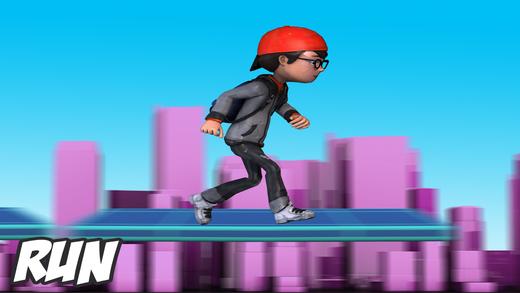 跑跳和幻灯片  Run Jump and Slide