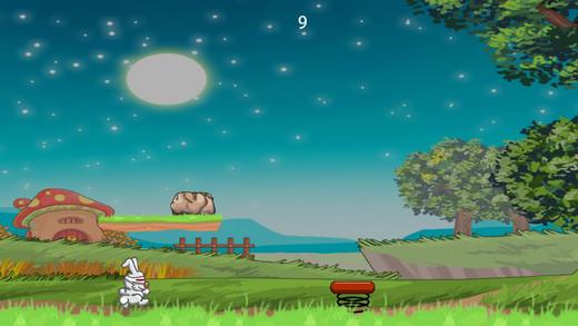 Shinning Moon Light兔子森林逃生
