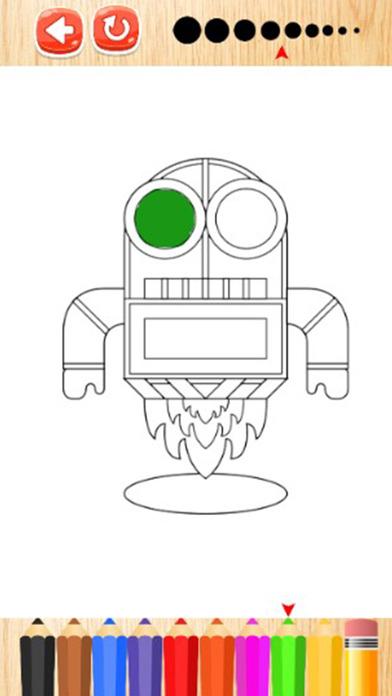 机器人游戏彩图PRO