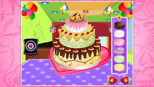 可爱宝贝3-美味蛋糕