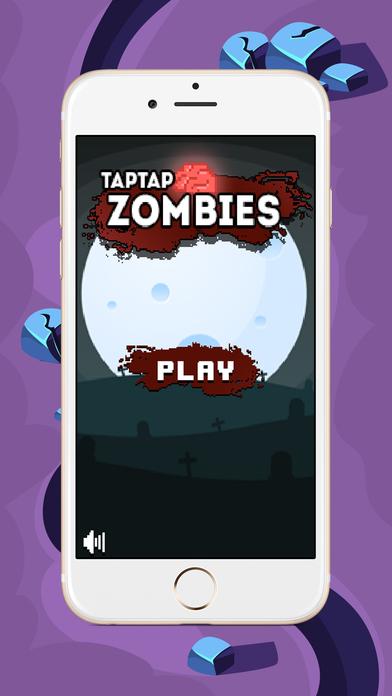 Tap Tap Pixel Zombies 杀僵尸