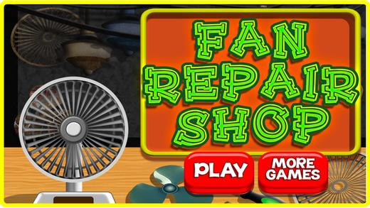 范修理厂 - 小孩修复电器配件在这个机械师游戏