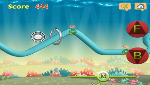海龟贝壳收藏 - 一个不可能的策略游戏 FREE