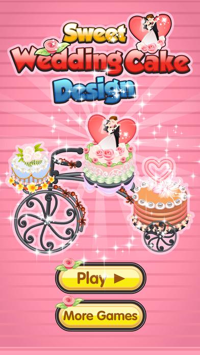 创意婚礼蛋糕 - 做饭儿童游戏大全免费
