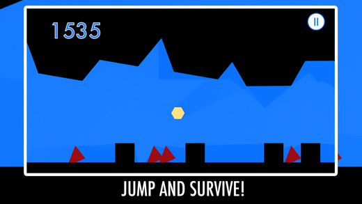 惊人的致命点和形状 - 六角不可能简单的新酷街机游戏免费