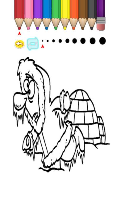 兒童圖畫書 - 可愛的卡通1