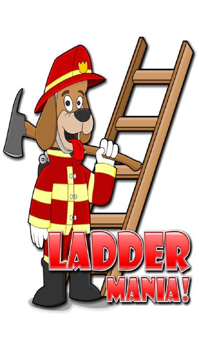 !梯子疯狂™ - 消防员救援