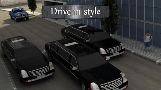 豪华轿车驾驶模拟器2016年 - 豪华豪华轿车