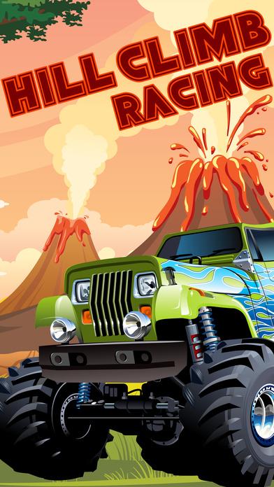 4 X 4 的怪物 Mmx 卡车爬山赛车