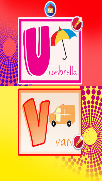 学习英语词汇V.3:学习为孩子们免费教育游戏