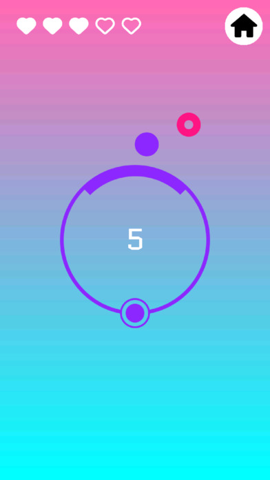 多彩圆点-免费小游戏Free