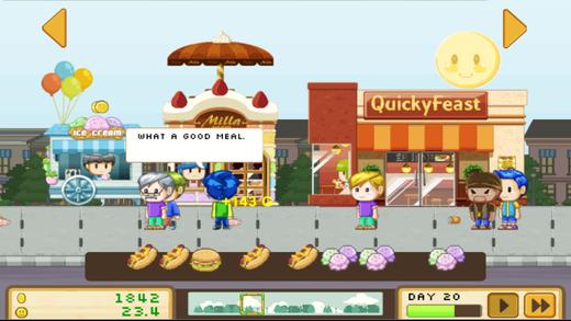 美食大富翁9 - 做口袋商业街大亨(单机)