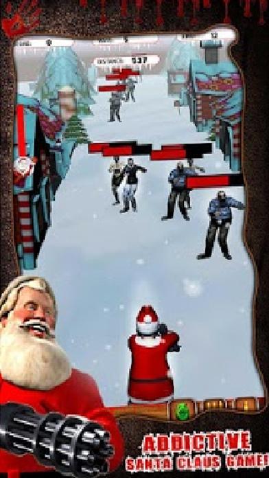 疯狂的圣诞老人礼物逃脱圣诞节游戏