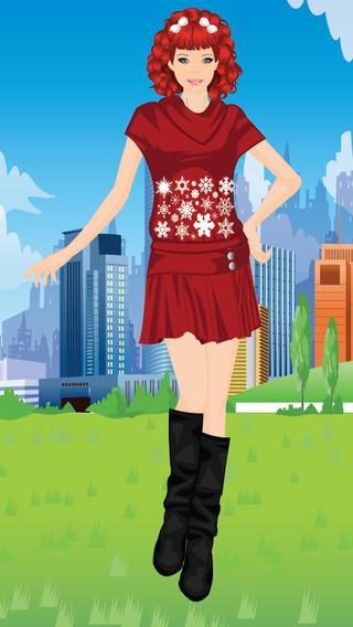 纽约风格连衣裙