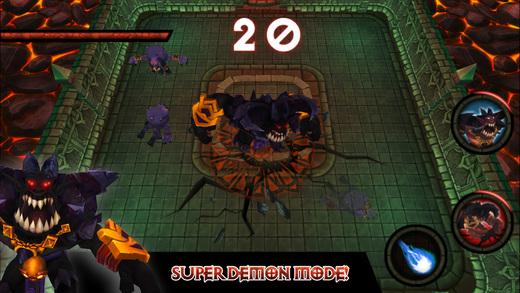 Dungeon  Demons: 生存对抗恶魔