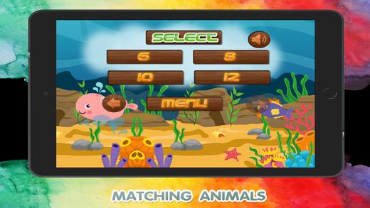 野生动物益智游戏