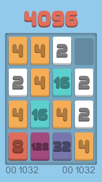 4096 - 好看的2048游戏
