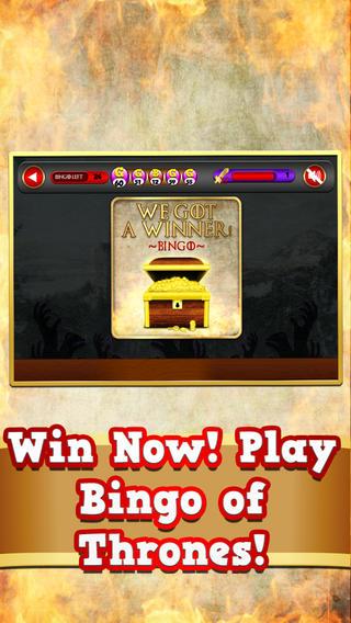 王座7志宾果游戏棋盘游戏免费