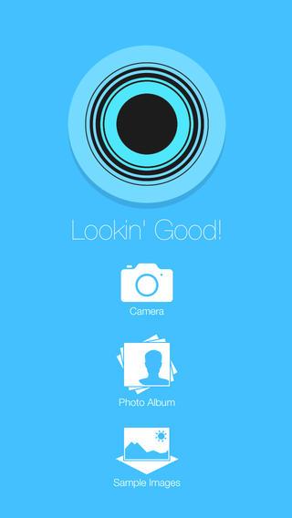 Lookin' Good t照片编辑器——增强并修饰您的照片