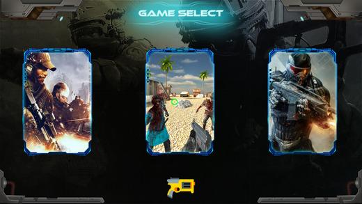 AR Gun - 增强现实游戏平台