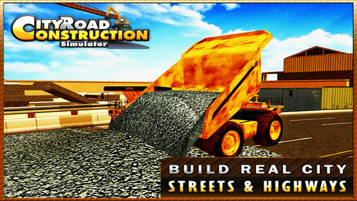 城市道路建筑工人 - 兆车手司机