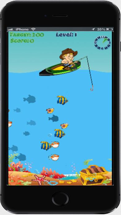 钓鱼游戏的孩子 - 钓鱼游戏免费