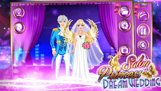 我是公主-梦幻婚礼
