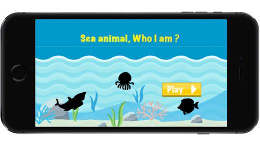 匹配海洋動物