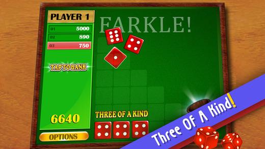 farkel darsh躁狂症 - 热骰子上瘾的棋盘游戏免费