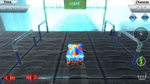 3D夺命狂飙 - 竞速赛车游戏