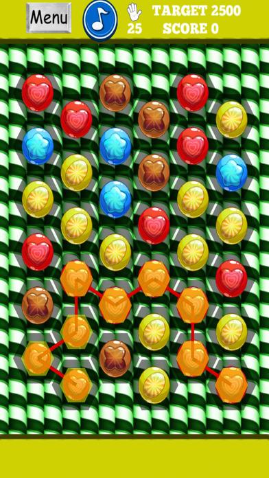泡的糖果 - 含糖分