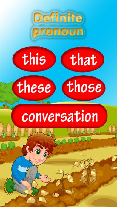 学习英语词汇 - 形容词:学习教育游戏的孩子:免费!