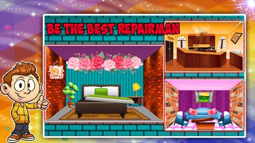 老房子修理和修理它家庭装饰