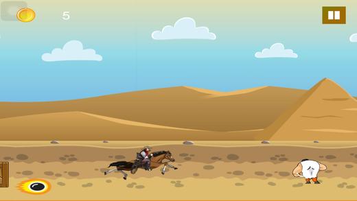 牛仔传奇冒险!