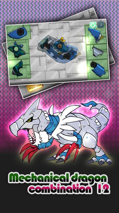 天天恐龙拼图:拼图变形玩具免费游戏