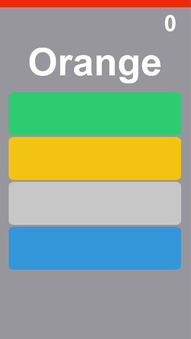 点击正确的颜色 - 点击颜色快速
