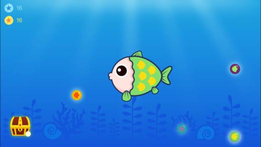快乐小鱼 - 宝宝喂食