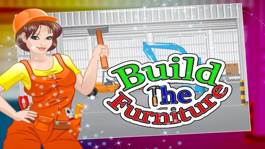 打造家具 - 设计,制造及在这小子的比赛装饰房子的家具