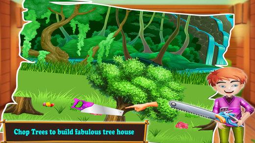 树屋建设者:设计孩子梦想家园