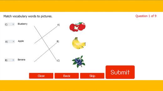 学习英语词汇第8课:为孩子们的学习教育游戏和初学者免费