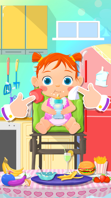 我的宝贝™ - 童年的故事