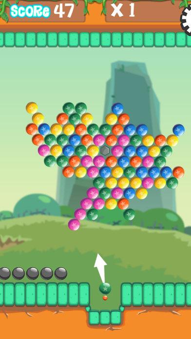 泡泡龙多彩版-经典泡泡射击游戏