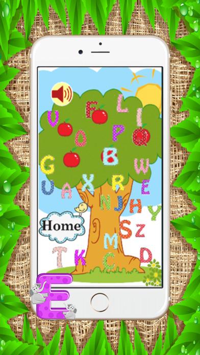 學前班和幼兒園學習遊戲:ABC字母讀,比賽為兒童免費