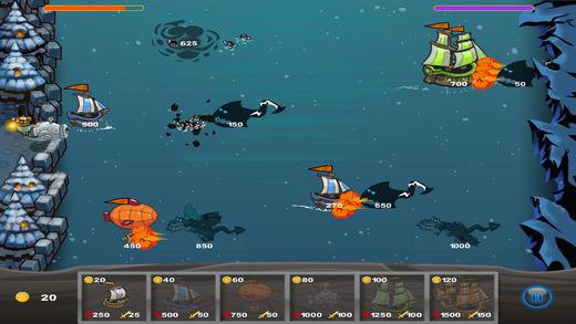 决战加勒比 — 攻防游戏