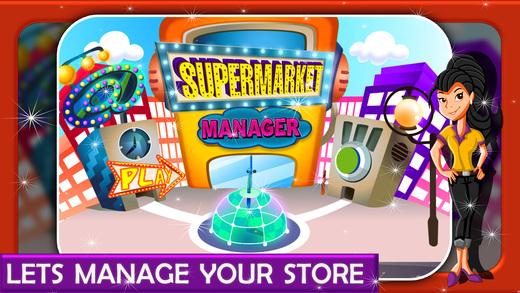 超市经理 - 商城管理游戏