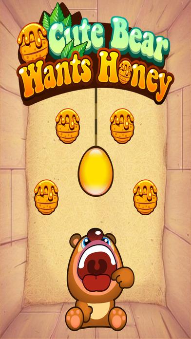 熊熊小顽皮爱蜂蜜 - 动作物理解谜游戏